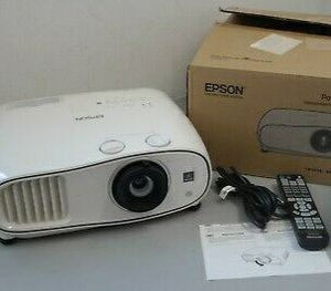 Epson Cinema Projector & Screen for Sale in Virginia Beach, VA
