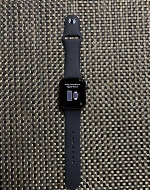 Apple Watch Series 5 44MM LTE and GPS in Space Gray for Sale in Upland, CA
