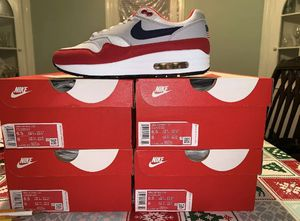 NIKE AIR MAX 1 USA QUICK STRIKE JULY 4th BANNED NIKE BETSY ROSS FLAG MENS 6.5 for Sale in Baldwin, NY