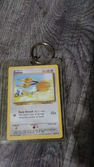 KeyChain Card for Sale in Dalton, GA