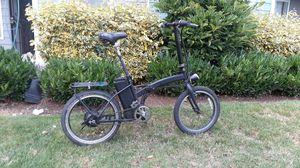 Electric bike.... folding E-Bike for Sale in Milwaukie, OR