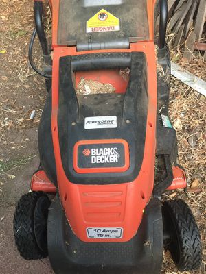 Electric lawn mower for Sale in Poway, CA