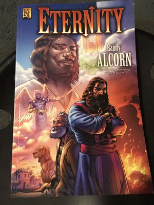 Eternity comic book Bible stories for Sale in Sumner, TX