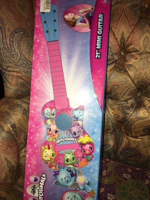 Hatchimals kids 21 inch guitar for Sale in Brea, CA