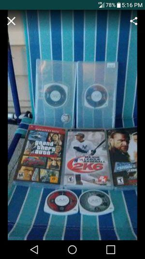 7 PSP Games for Sale in Nashville, TN