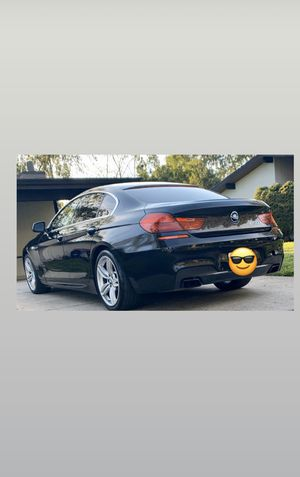 2013 bmw 650i gran coupe M package for Sale in Sacramento, CA