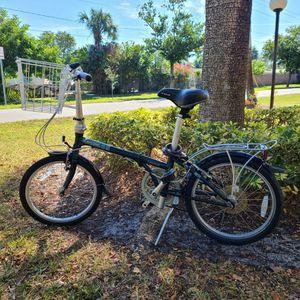 (2) Dahon 7 Speed Folding Bikes for Sale in Fort Lauderdale, FL
