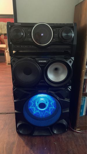 Samsung premium hi-fi component audio system for Sale in Walkersville, MD