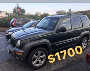 2003 Jeep Liberty 4X4....163k miles....$1,700 for Sale in Linthicum Heights, MD