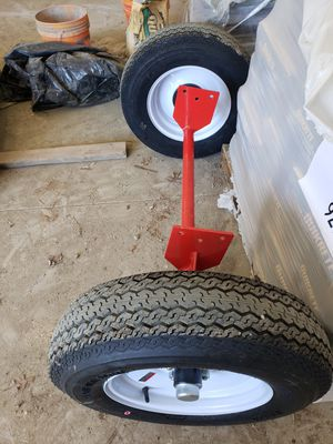 Tires and axle for Sale in Livonia, MI