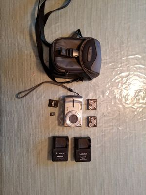 Panasonic Lumix digital camera for Sale in Downers Grove, IL