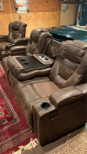Remo Recliner chair set for Sale in Redmond, WA