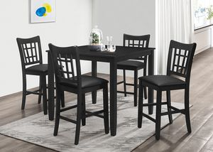 NEW IN THE BOX. 5-PC COUNTR HEIGHT DINING SET, SKU# TC7855D for Sale in Huntington Beach, CA