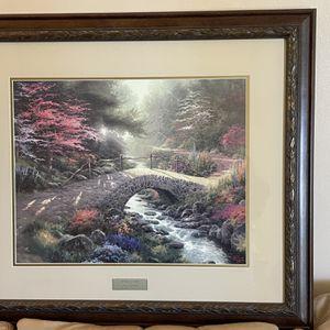 Thomas Kinkade Photo for Sale in Woodburn, OR
