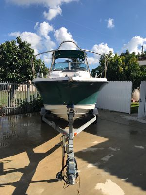 Boat for sale (Bay Liner Trophy Pro) for Sale in Princeton, FL