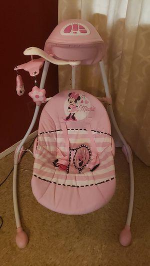 Baby girl swing for Sale in Austin, TX