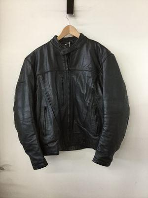 X Element Advanced Motorcycle Gear Men's XL Leather Jacket for Sale in Kent, WA