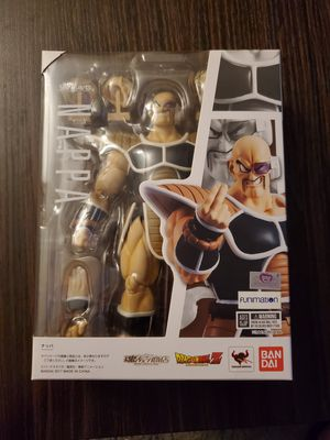 Sh Figuarts Dragonball Z Nappa for Sale in Paramount, CA