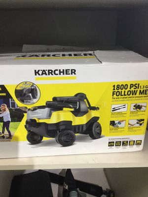 Karcher Electric Pressure Washer for Sale in Portland, OR