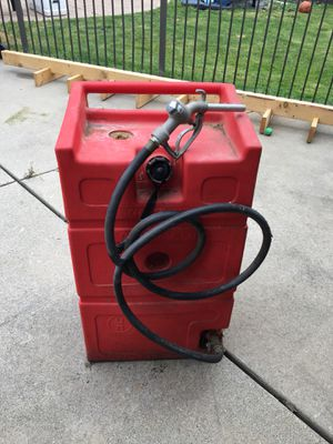 Portable Gas walker 29 gallons for boats , jet skis Snowmobile for Sale in Saint Clair Shores, MI