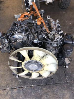 07-18 sprinter 3.0 v6 engine for parts for Sale in Rancho Cordova, CA