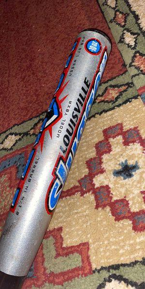 Louisville slugger baseball bat for Sale in Elizabeth, CO