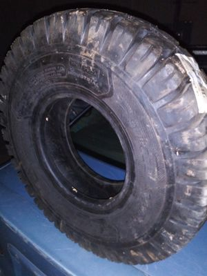 Brand new 12' forklift tires for Sale in Albuquerque, NM