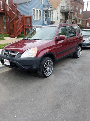 Honda CRV 4x4 2003 millas 150.000 Esta muy buena for Sale in Cicero, IL