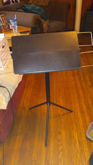Folding Music Stand for Sale in Buffalo, NY