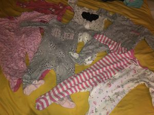 Size 6-9 months baby girl winter clothes for Sale in Lewisville, TX