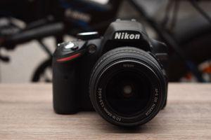 Nikon d3200 for Sale in Newark, NJ