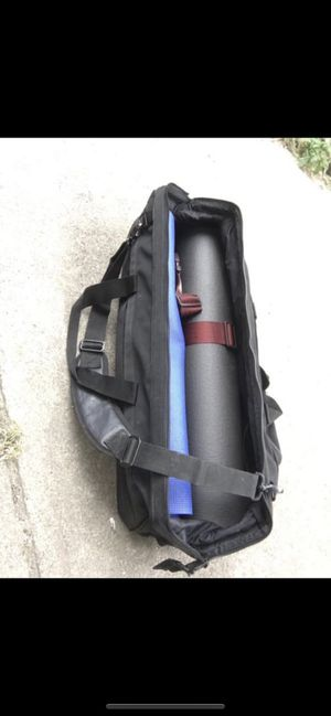 2 Yoga Mats with Yoga bag for Sale in Cleveland, OH