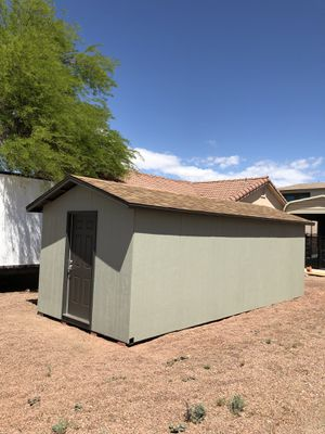 Sheds,Casitas,Garages,patio covers,or additions best prices in town 1600$ and up built right not like cheap mass produced structures for Sale in Henderson, NV
