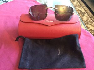 Cartier sunglasses for Sale in Houston, TX