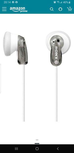 New Sony Headphone $18.00 for Sale in Rosemead, CA