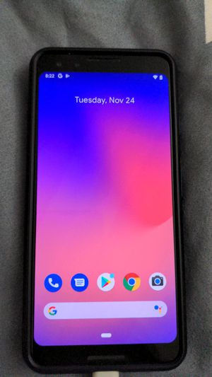 Pixel 3 128 GB for Sale in Hoffman Estates, IL