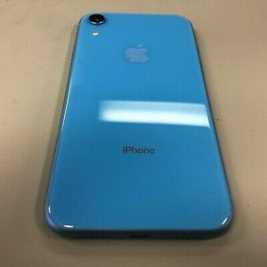 Apple iPhone XR - 64GB blue for Sale in Las Vegas, NV