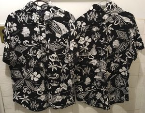 Polo Hawaiian pullover shirt, large ( sold individually) for Sale in Brooklyn, NY