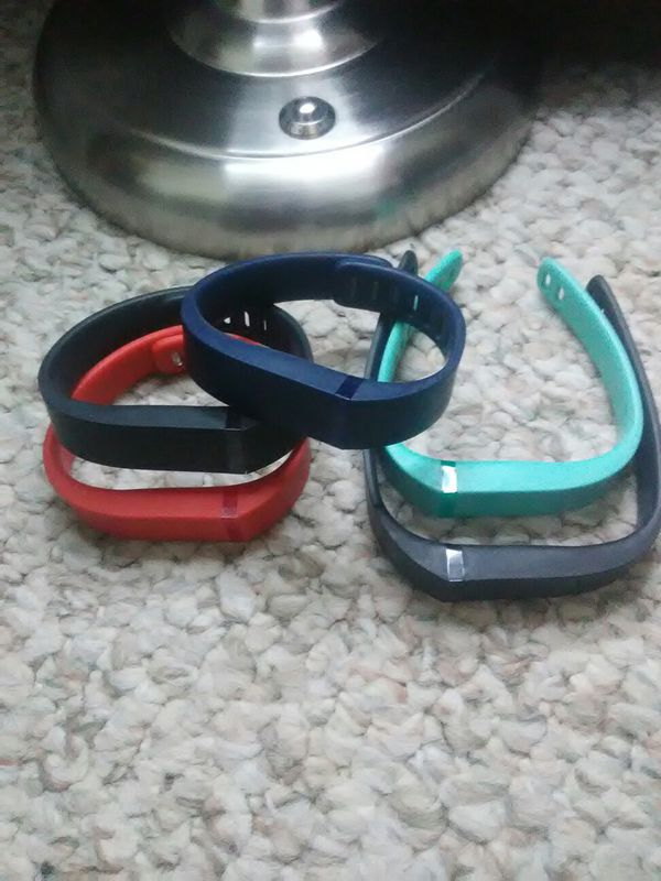 FITBIT FLEX BANDS ONLY