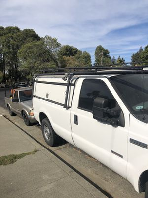 ARE Camper Shell and Racks 8ft bed for Sale in Vacaville, CA