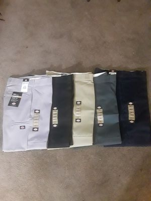 dickies shorts/pantscell phone pocket and regular pants size 28-60 $21/25$ for Sale in Riverside, CA