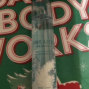 Sweater Weather Fragrance Spray for Sale in Rancho Cucamonga, CA