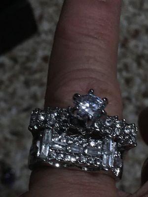 Wedding rings size 9. So nice for Sale in Nashville, TN