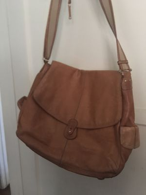 Leather Messenger bag Liz Clairborne for Sale in Long Beach, CA
