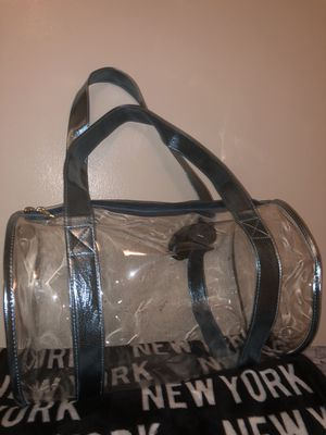 Bag clear Duffle /gym bag for Sale in Anaheim, CA