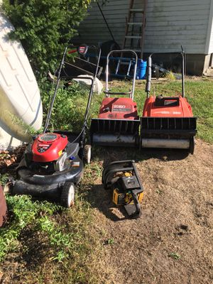 Used power equipment for Sale in US