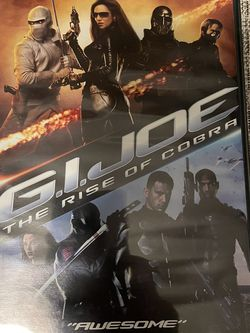 G.I Joe DVD for Sale in Baldwin Park,  CA