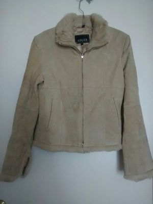 Adler real leather jacket size Small for Sale in Mount Pleasant, UT