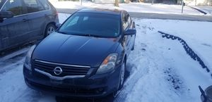 2008 Nissan Altima 2.5s sedan for Sale in Long Grove, IL