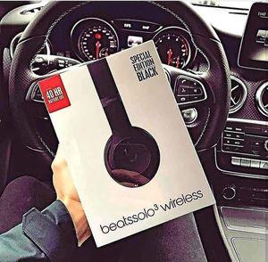 Beats Solo 3 Wireless (Matte Black) for Sale in Atlanta, GA